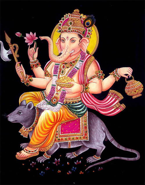 ganesh-mouse