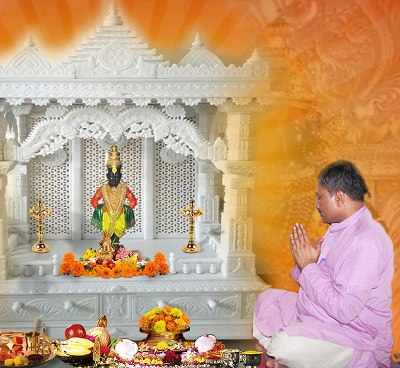 Daily Puja Vidhi at Home, Daily Puja Procedure and Mantra