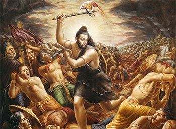 Akshaya Trititya and Birth of Parashurama