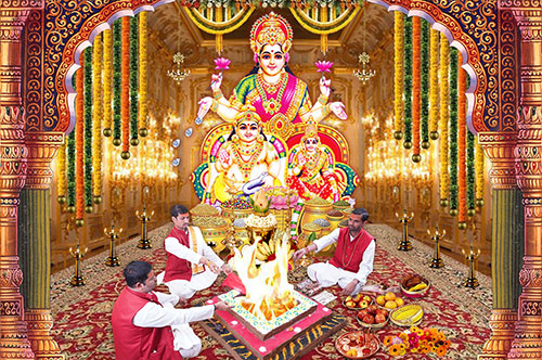 Book Now Dhanteras Puja