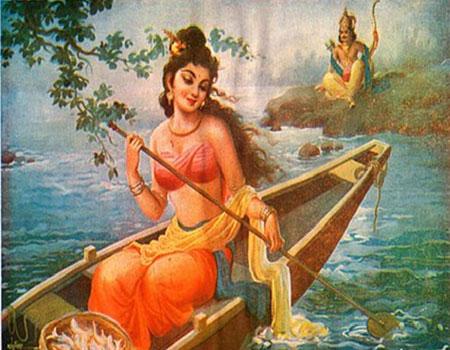 In Mahabharata
