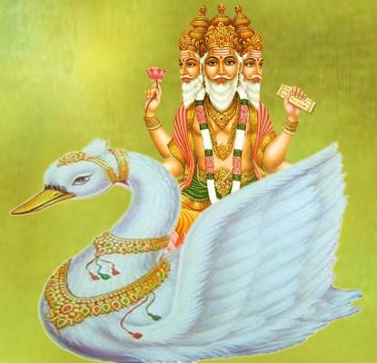 brahma-on-swan