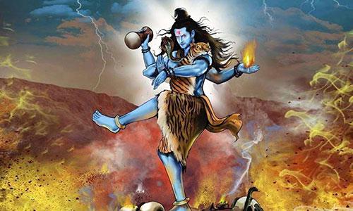 Rudra & Ananda Tandava