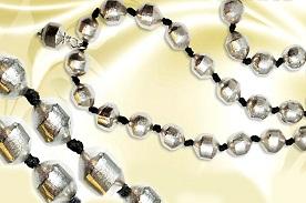 Pure Siddha Parad Mala (Mercury)