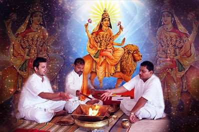 Skandamata Maha Puja