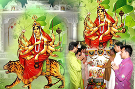 Goddess Chandraghanta Maa