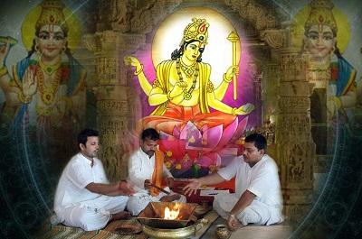 Guru - Jupiter - Grah Puja Mantra Japa and Yagna