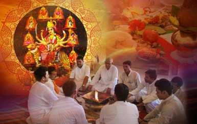 Navchandi Siddh Paath & Yajna