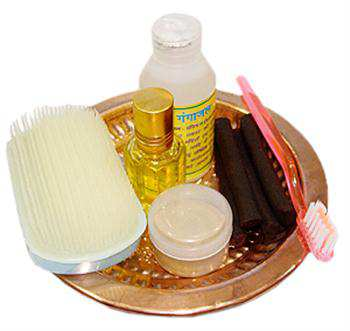 Rudraksha maintenance kit