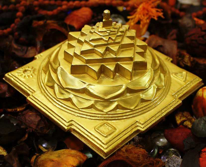 Shree Yantra - Maha Meru