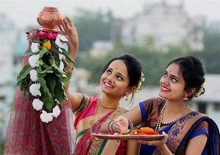 HOW TO MAKE GUDI AT HOME AND CELEBRATE GUDI PADWA