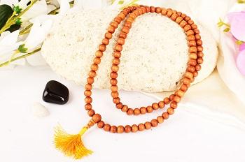 108 Beads in Japa Mala