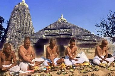 Pitru Dosh Nivaran Puja at Trimbakeshwar Temple