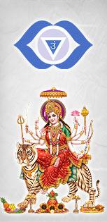 Ajna Chakra Deity