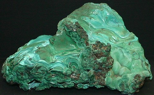 Malachite is Ore of which metal