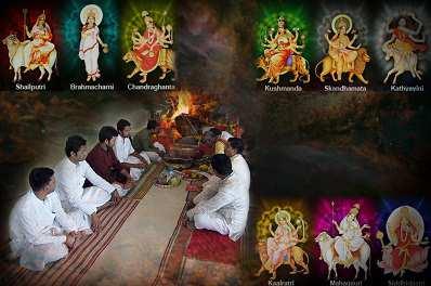 Nav Durga Maha Pujan and Yagya