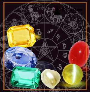 Gemstones and Astrology