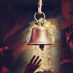 Significance of ringing a bell in puja ritual