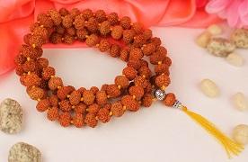 Durga Shakti Mala in Thread