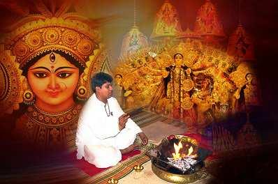 Navratri Pujan and Katha