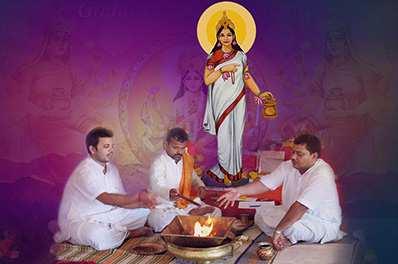 Brahmacharini Maha Puja