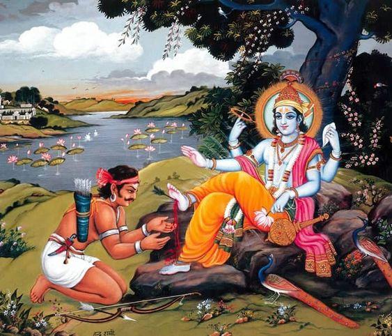 Lord Krishna Birth