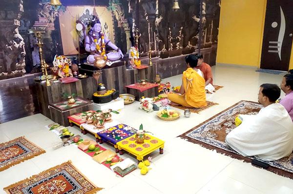 Book Now Kaalsarp Shanti Puja at Trimbakeshwar Temple