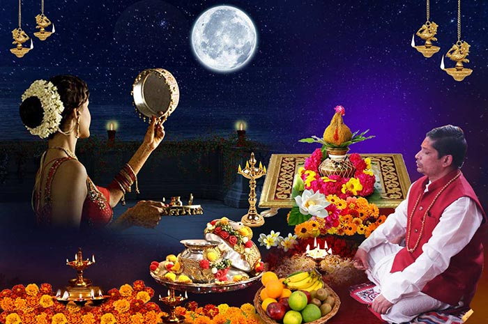 Book Now Karva Chauth Puja