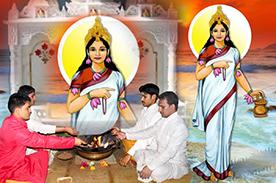 Goddess BrahmachariniMaa