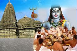 Laghu Rudra Puja at Trimbakeshwar Temple