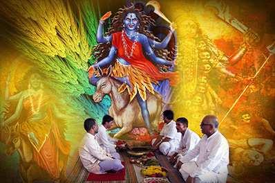 Kaalratri Maha Puja