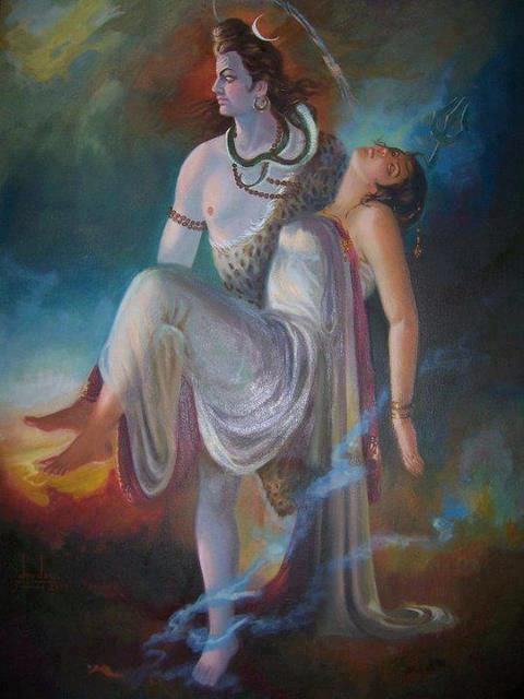 Stories Associated With Bhasma And Shiva