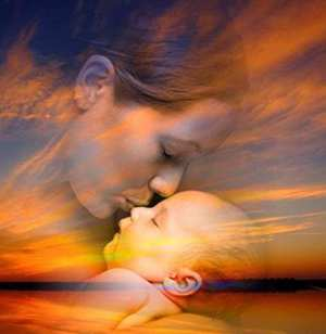 Unconditional Love of Mother