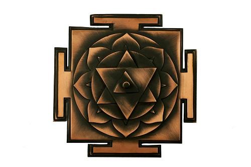 Siddh Meru Shiva Yantra