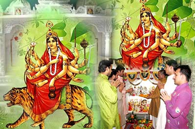 Chandraghanta Maha Puja