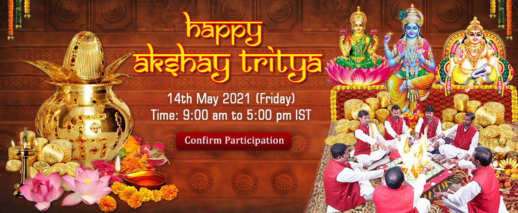 Akshaya Tritiya (14th May)