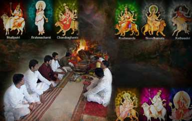 Nav Durga Maha Pujan & Yagya