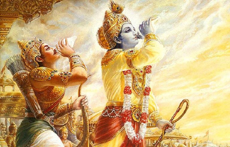 Kurukshetra War and Bhagavad Gita