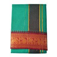 Green Puja Dhoti