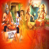 Guru Purnima Puja and  Yajna
