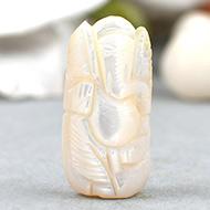 Pearl Ganesh - 25.20 carats
