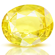 Yellow Sapphire - 6.45 carats - I