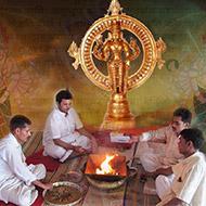 Sudarshan Gayatri mantra siddhi Japa and Yagna Homam