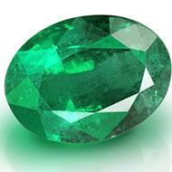 Emerald 2.60 carats Zambian