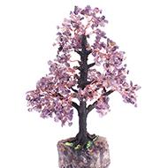 Amethyst Fengshui Tree - I