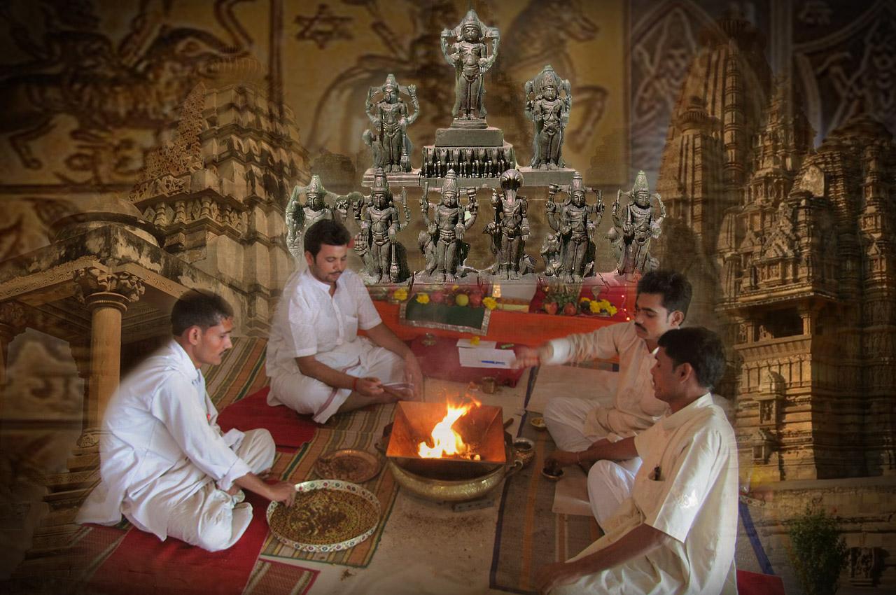 Navgraha Puja  and Homa