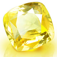 Yellow Sapphire - 4.33 carats