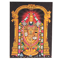 Lord Balaji Photo - Medium