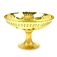 Flower Basket - Brass