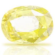 Yellow Sapphire - 2.36 carats